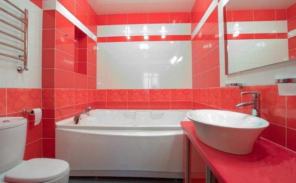Дизайн ванной комнаты 5 кв. м