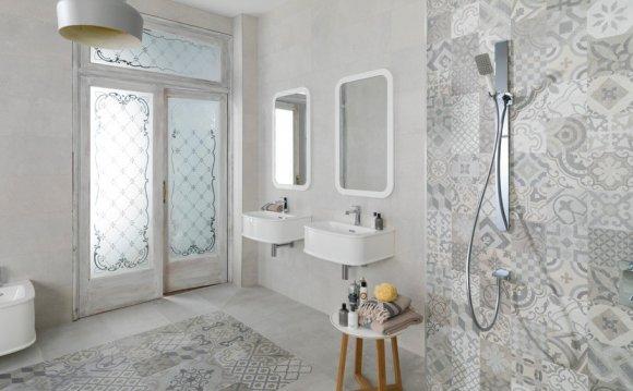 Дизайн ванной комнаты в 2015: