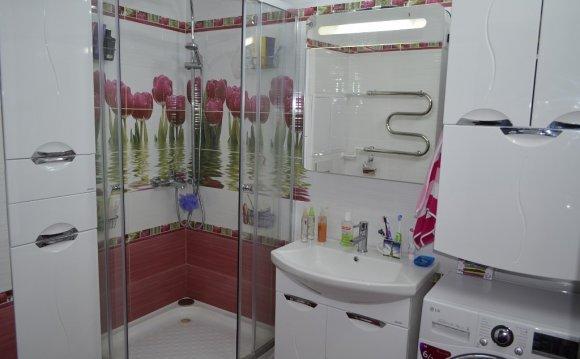 Дизайн ванной комнаты в