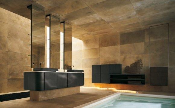 Современный дизайн ванной