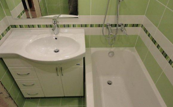 ремонт ванной комнаты спб