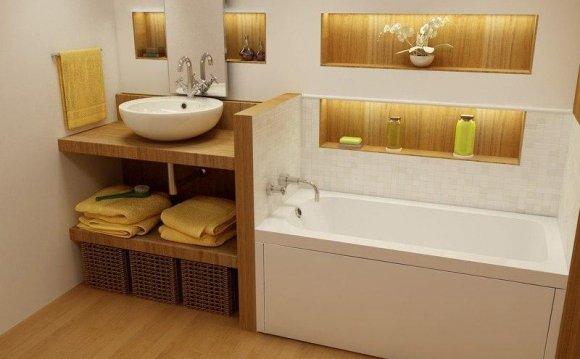 Идеи для ванных комнат фото 1