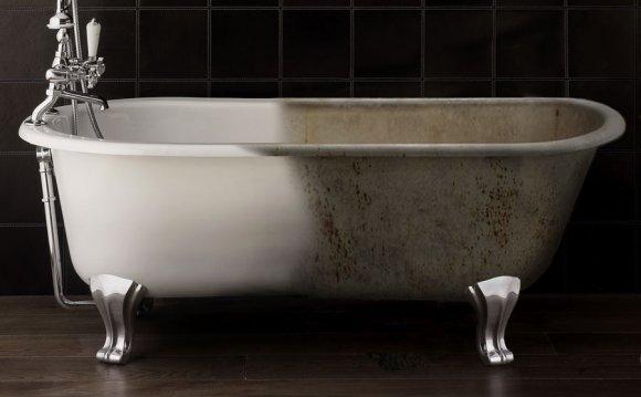 восстановить эмаль ванны