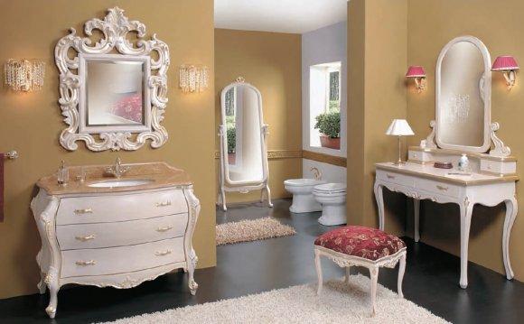 Классические Ванные комнаты