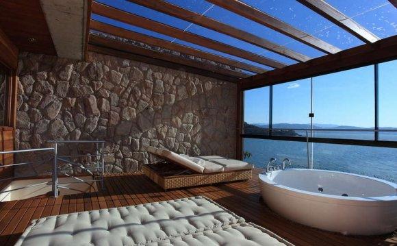 Лучшие ванные комнаты фото