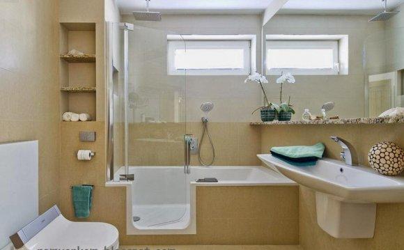 ванной комнаты: Оборудование