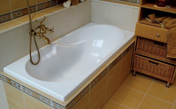 Размеры акриловых ванн фото