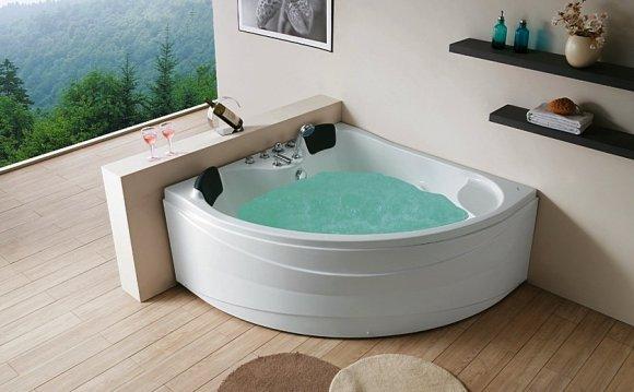 Размеры ванны: подбираем