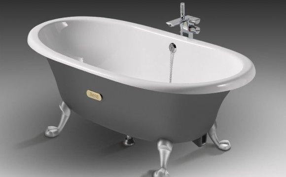 Ремонт чугунных ванн акрилом