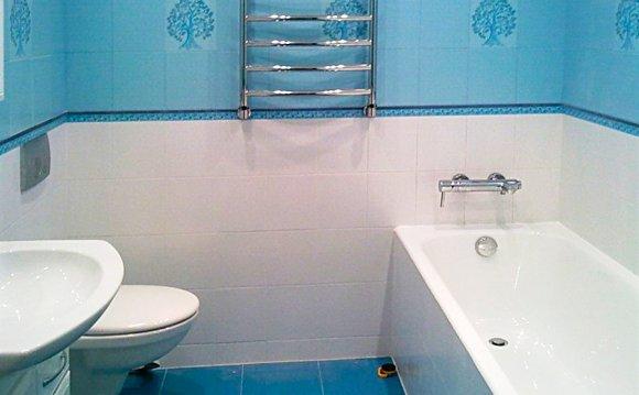 Косметическая отделка ванной