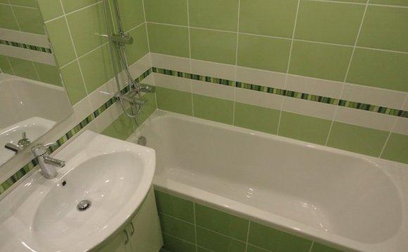 Ремонт своими руками в ванной