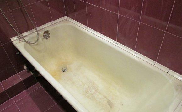 Реставрация ванны СПБ цена: