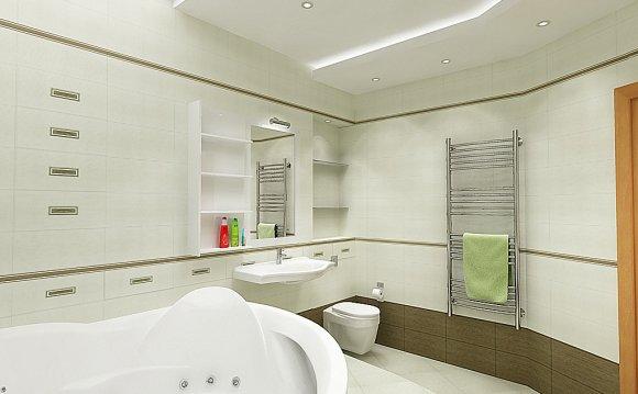Уютные ванные комнаты