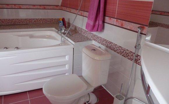 Ванная на 2-м этаже