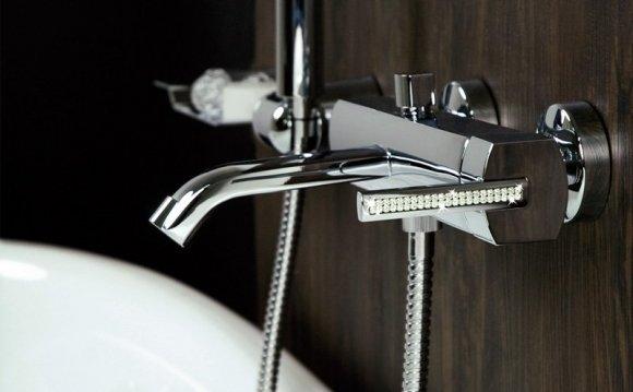 Выбрать смеситель для ванны