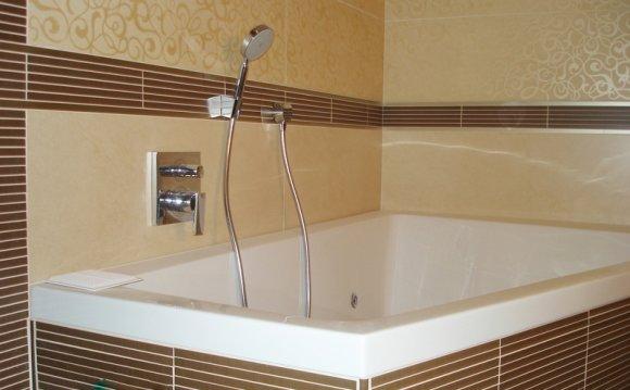 Варианты отделки ванны своими руками